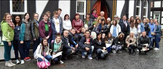 Comenius in Schotten 2014