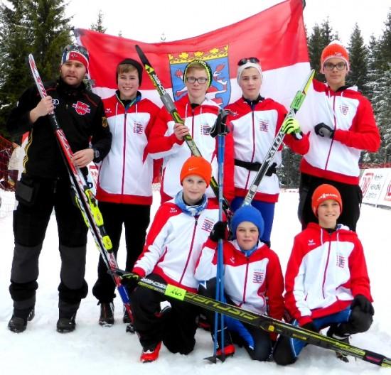 Team Vogelsbergschule Schotten - 6. Platz