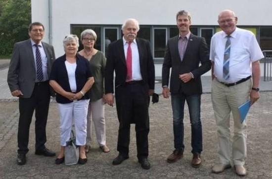 Neubau CDU